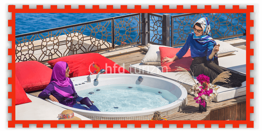 Bursa İslami Otel Tavsiyeleri
