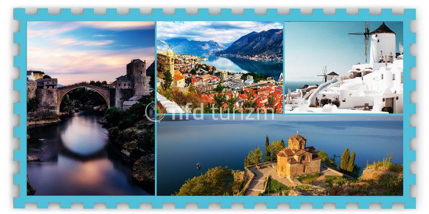 Vizesiz Seyahat Edebileceğiniz Balkan Ülkeleri