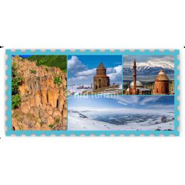 Doğu Anadolu Kültür Turları Kapsamında Gezilebilecek Yerler