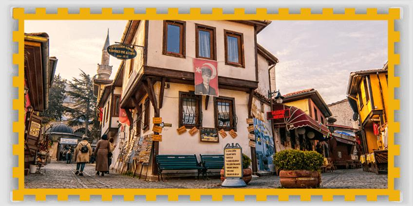 Türkiye'nin Orta Avrupa'yı Andıran Şehri: Eskişehir Turu