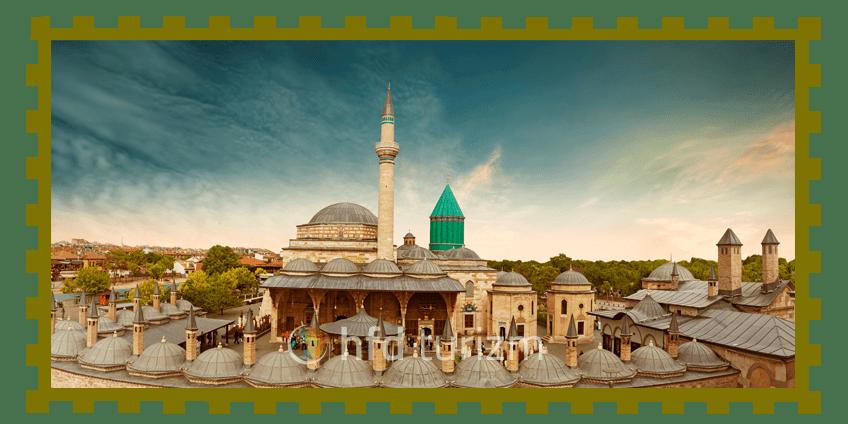 Konya Kültür Turları ile Gezilebilecek Yerler