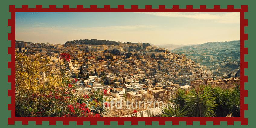 Kudüs'te Ziyaret Edilecek Yerler