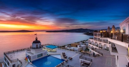 The Qasr Bodrum Resort Hotel